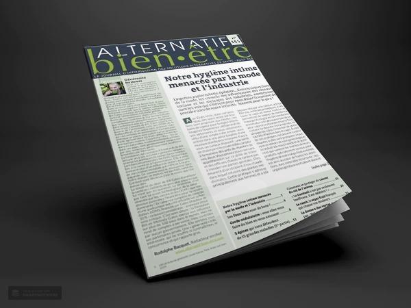 Alternatif Bien-Être n° 155 : numéro du mois d'août