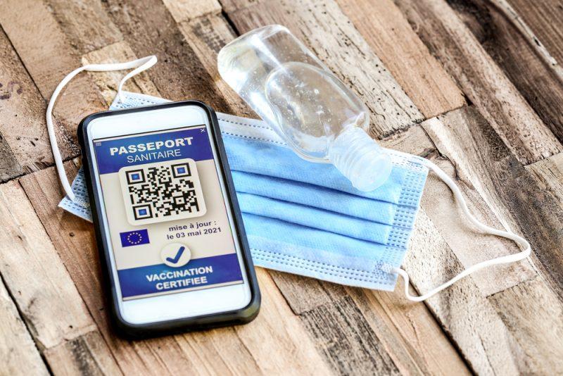 Prolongation du pass sanitaire : on y arrive