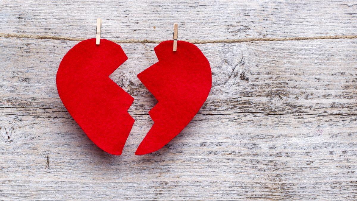 Le cœur brisé : ça n'est pas qu'une façon de parler